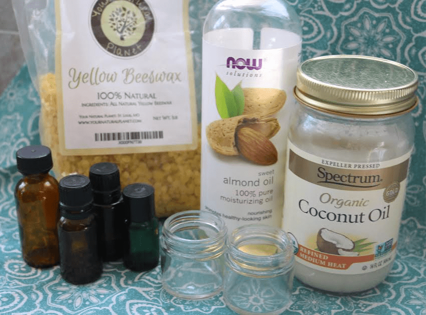 Homemade All-Purpose Essential Oil Healing Salve